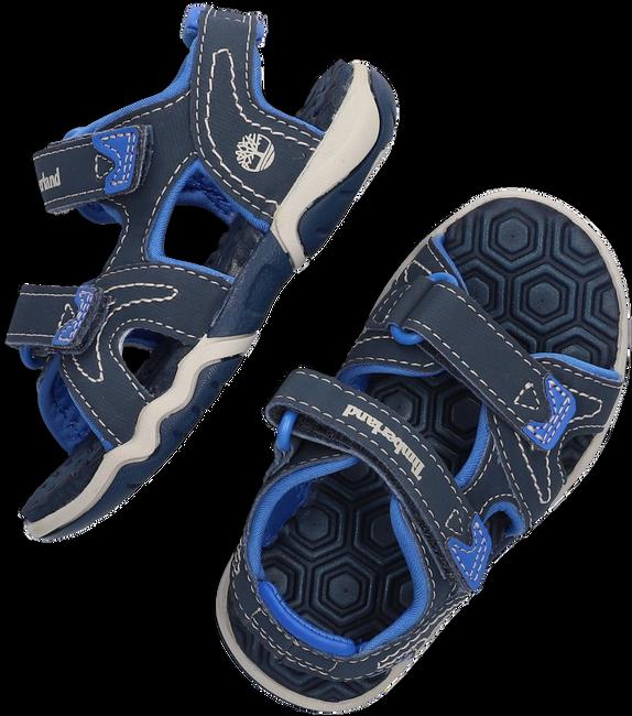 Blaue TIMBERLAND Sandalen ADVENTURE SEEKER 2 STRAP KIDS  - large