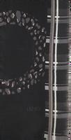 Schwarze LIU JO Schal STOLA 70 X 180 LIU JO MIX  - medium