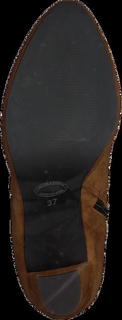 Cognacfarbene NOTRE-V Stiefeletten 119 30050LX  - large