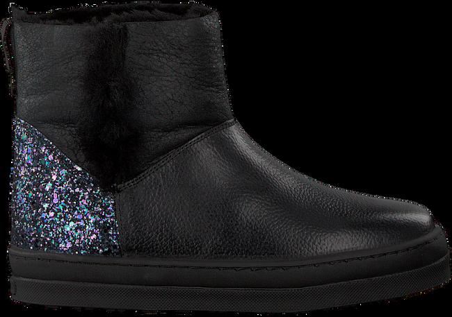 Schwarze UNISA Ankle Boots FLORY_GR_GL - large