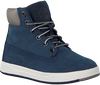 Blaue TIMBERLAND Ankle Boots DAVIS SQUARE 6 KIDS - small