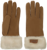 Braune UGG Handschuhe TURN CUFF GLOVE - small