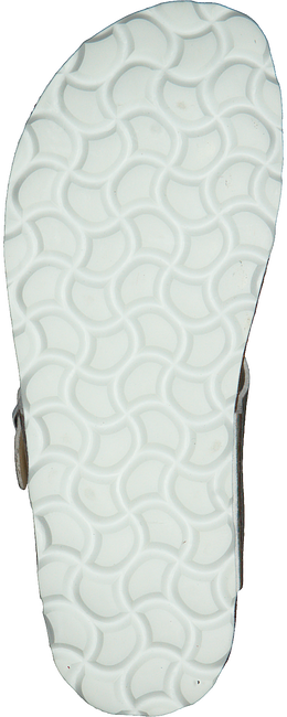 Goldfarbene DEVELAB Pantolette 48176 - large