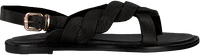 Schwarze VERTON Sandalen S-10195  - medium