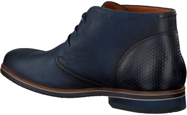 Blaue VAN LIER Business Schuhe 1955629  - large