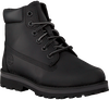 Schwarze TIMBERLAND Schnürboots COURMA KID TRADITIONAL 6 INCH  - small