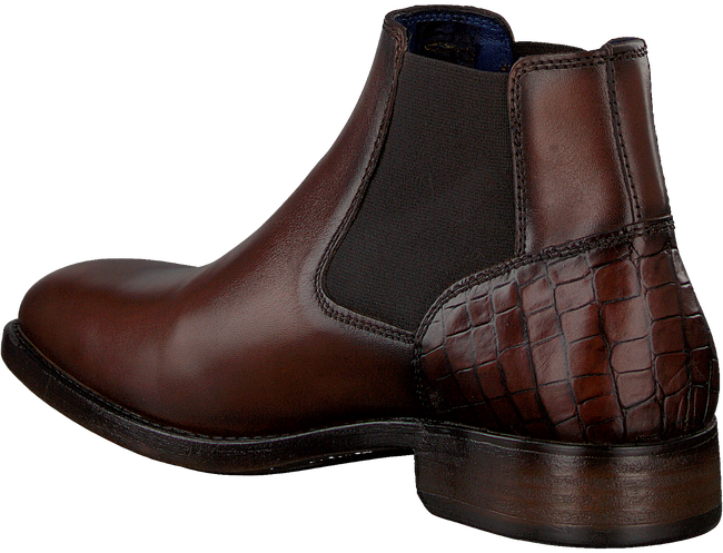 Braune BRAEND Chelsea Boots 24986  - large