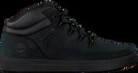 Schwarze TIMBERLAND Sneaker high DAVIS SQUARE EUROSPRINT  - medium