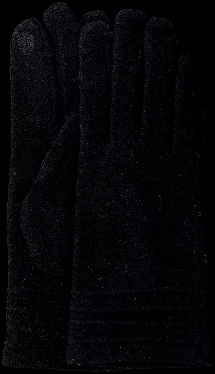 Schwarze ABOUT ACCESSORIES Handschuhe 4.37.100.2 zX8dS