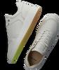 Weiße NUBIKK Sneaker low JIRO LIMA  - small