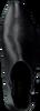 Schwarze OMODA Stiefeletten NETTY ANKLE BOOT STACKED - small