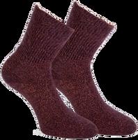 Braune MARCMARCS Socken ALEXIA  - medium