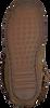 Camelfarbene MINNETONKA Ankle Boots 2297T - small