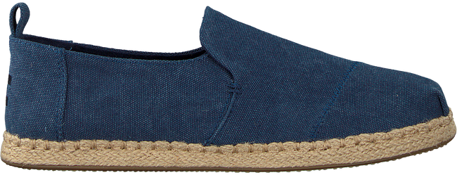 Blaue TOMS Espadrilles DECONSTRUTED ALPARGATA ROPE M - large