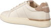 Beige COACH Sneaker low ADB LEATHER-SUEDE LOW TOP  - small