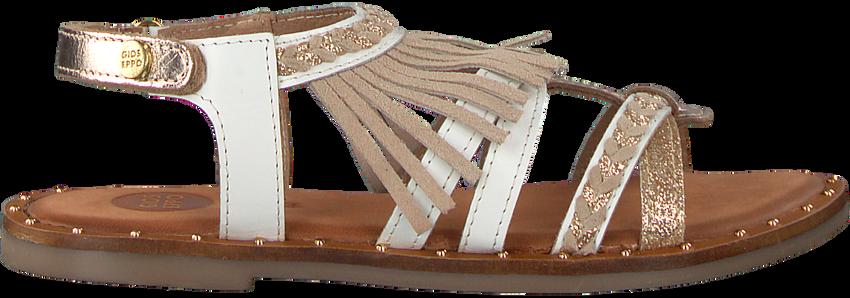 Weiße GIOSEPPO Sandalen 47810  - larger