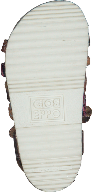 Roségoldene GIOSEPPO Sandalen CARTHAGE  - large