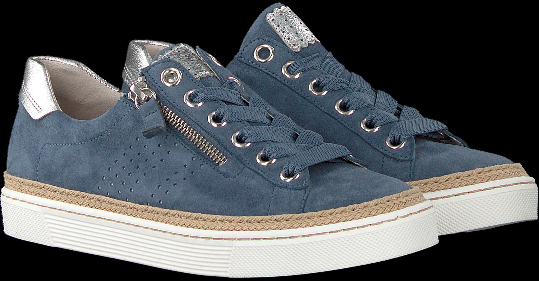 Blaue GABOR Sneaker low 418 | Omoda