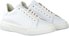 Weiße PHILIPPE MODEL Sneaker TEMPLE PUR  - small