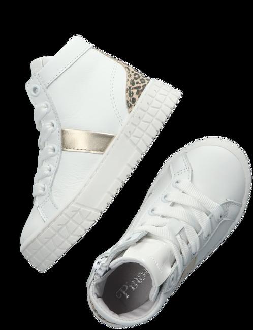 Weiße HIP Sneaker high H1805  - large