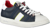 Blaue HIP Sneaker low H1344  - small