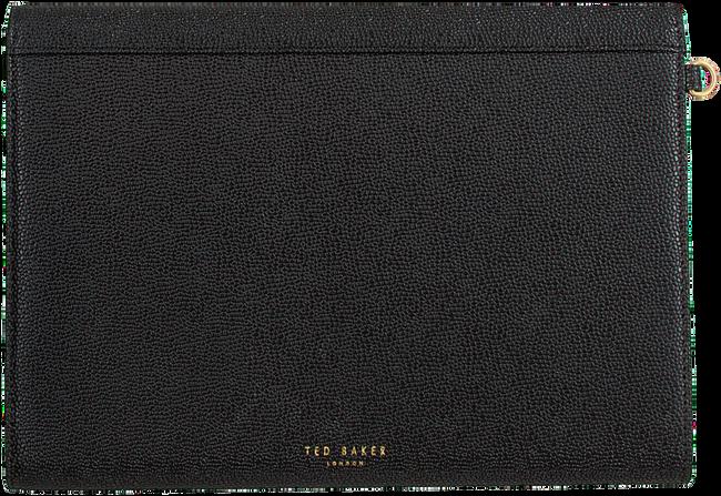 Schwarze TED BAKER Clutch KRYSTAN  - large