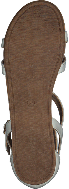 Weiße BULLBOXER Sandalen AED046 - large