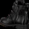 Schwarze MJUS Biker Boots 971237 SOLE PAL - small