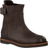 Braune SHABBIES Ankle Boots 181020020 - small