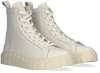 Weiße DEABUSED Sneaker high DEA-2066  - small