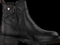 Schwarze NOTRE-V Ankle Boots 01-323  - medium