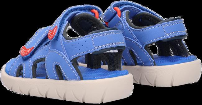 Blaue TIMBERLAND Sandalen PERKINS ROW 2-STRAP - large