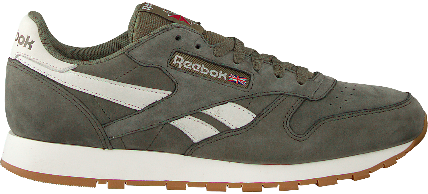 459ebabbd9b Grüne REEBOK Sneaker CL LEATHER TL MEN - large. Next