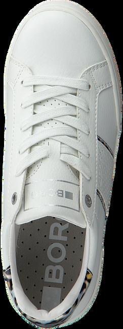 Weiße BJORN BORG Sneaker low TI06 IRD LEO  - large