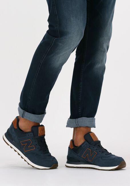 Blaue NEW BALANCE Sneaker 738041-60  - large