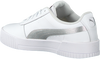 Weiße PUMA Sneaker low CARINA L  - small