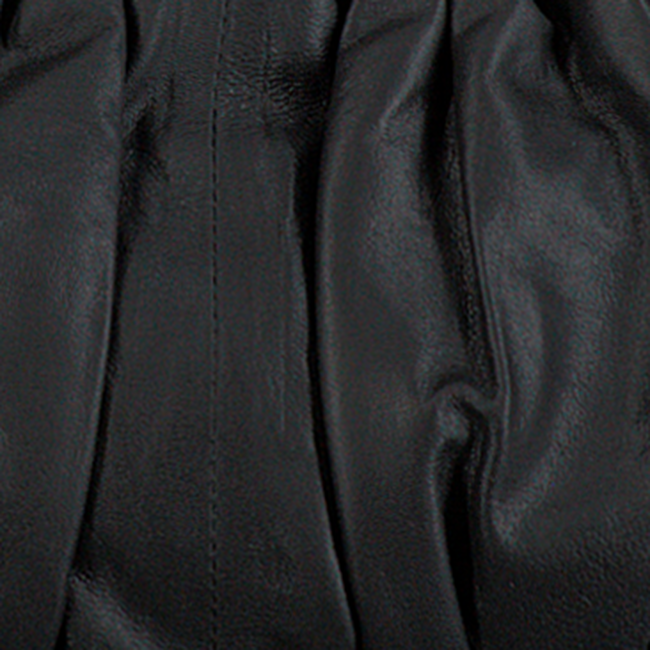 Schwarze DEPECHE Umhängetasche 14286  - large
