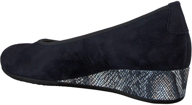 Blaue HASSIA Slipper NIZZA  - large