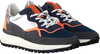 Silberne FLORIS VAN BOMMEL Sneaker low 16301  - small