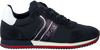 Blaue BOSS KIDS Sneaker low BASKETS  - small