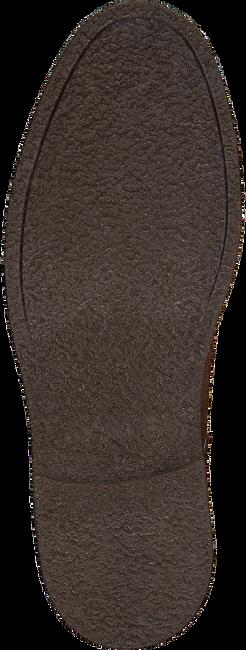 Braune OMODA Schnürstiefel MRINO608 - large
