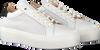 Weiße FRED DE LA BRETONIERE Sneaker 101010056  - small