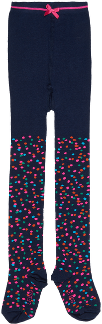 Blaue LE BIG Socken KYARA TIGHT - large
