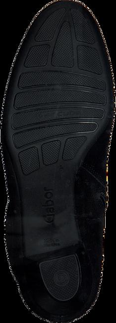 Schwarze GABOR Stiefeletten 823 - large