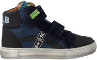 Blaue DEVELAB Sneaker high 41617  - medium