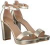 Goldfarbene GUESS Sandalen OMERE  - small