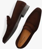 Braune MAGNANNI Loafer 22816  - medium