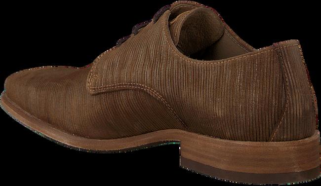 Braune BRAEND Business Schuhe 16086  - large