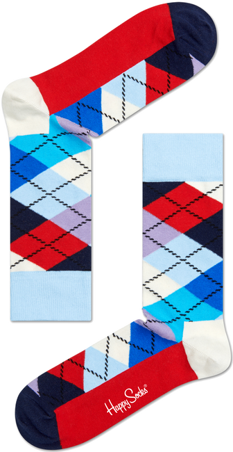Blaue HAPPY SOCKS Socken AR01 - large