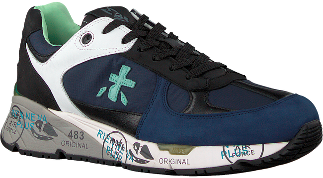 Blaue PREMIATA Sneaker low MASE  - large